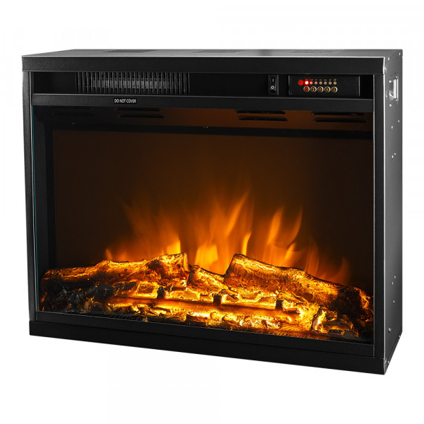 Lorance electric fireplace - photo