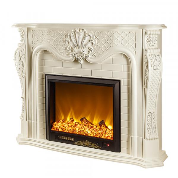 Perla electric fireplace - photo 1