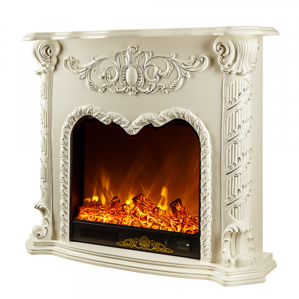 Florence electric fireplace - photo