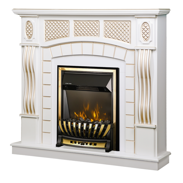 Amsterdam & Meridian electric fireplace - photo