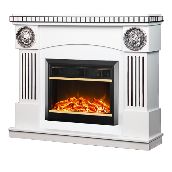 Prometeu & Mars electric fireplace - photo