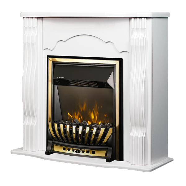 Clasic & Meridian electric fireplace - photo