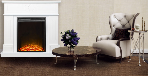 Ambasador & Miriam electric fireplace - photo