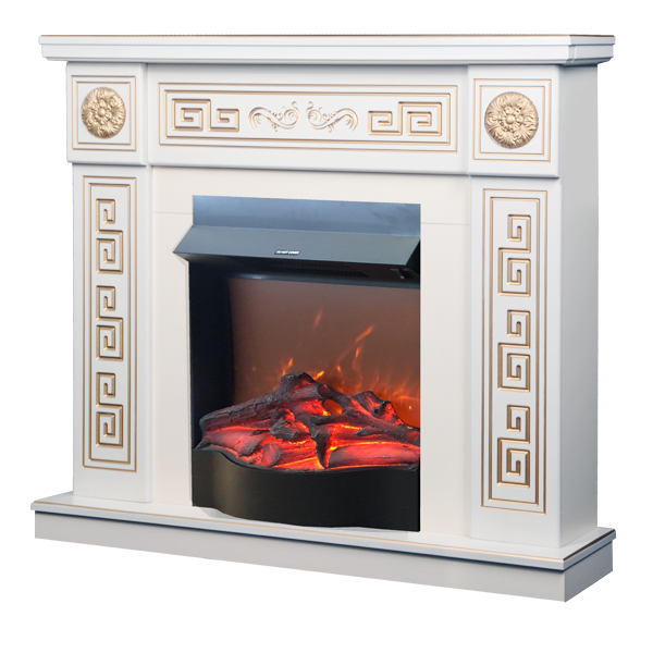 Versailles & Corsica electric fireplace - photo