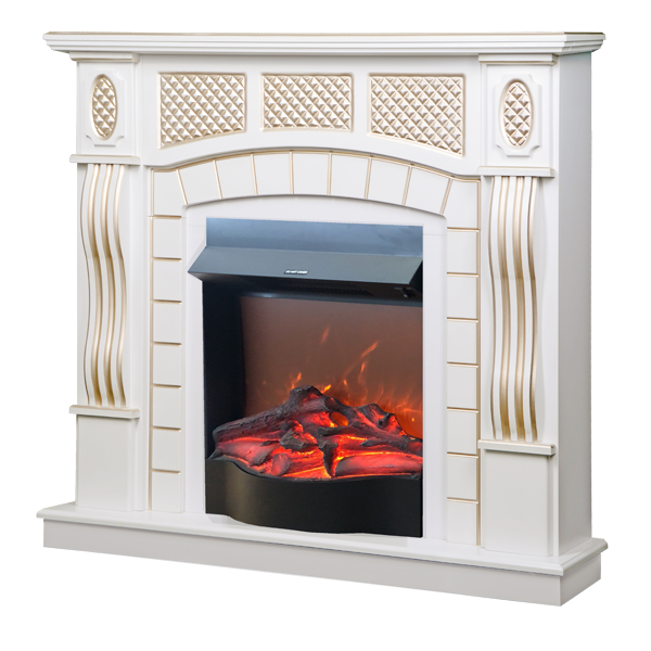 Amsterdam & Corsica electric fireplace - photo