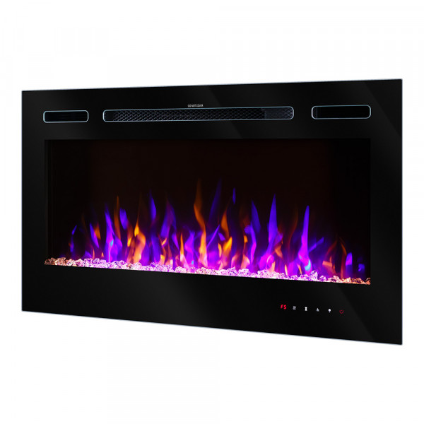 Adeli electric fireplace - photo