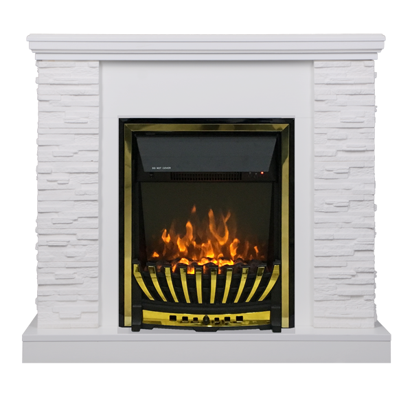 Rock & Meridian electric fireplace - photo