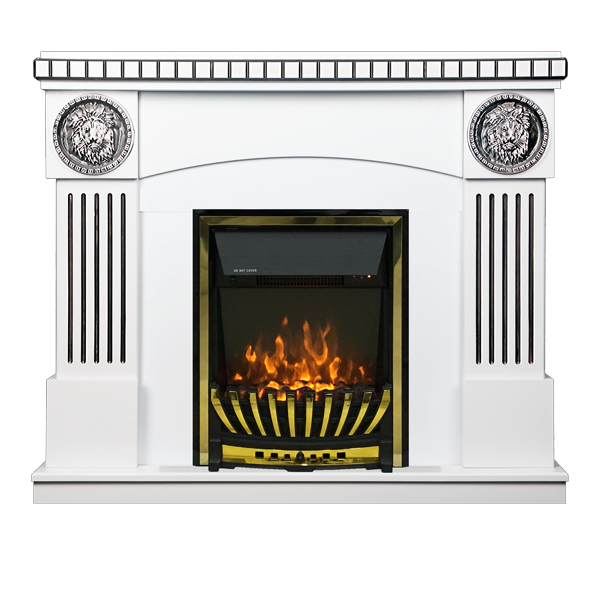 Prometeu & Meridian electric fireplace - photo