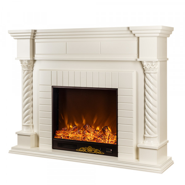 Frankfurt electric fireplace - photo