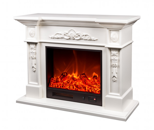 Siena electric fireplace - photo 1