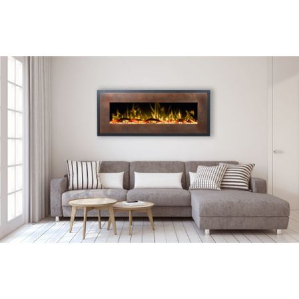 Nobil electric fireplace - photo