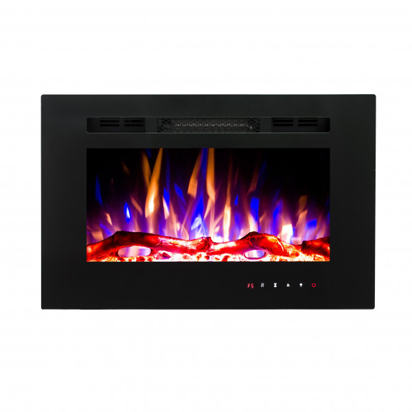 Aladin electric fireplace - photo
