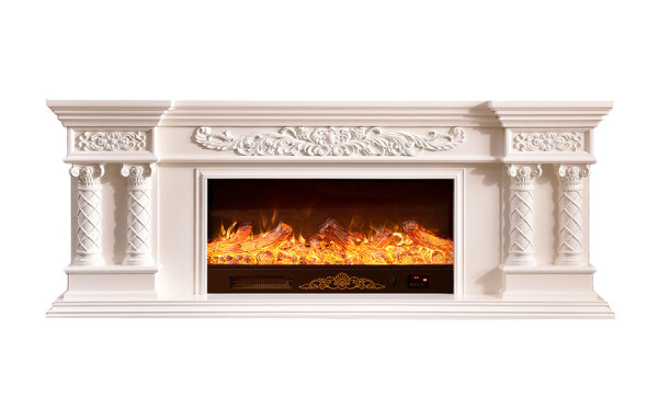 Galiot electric fireplace - photo