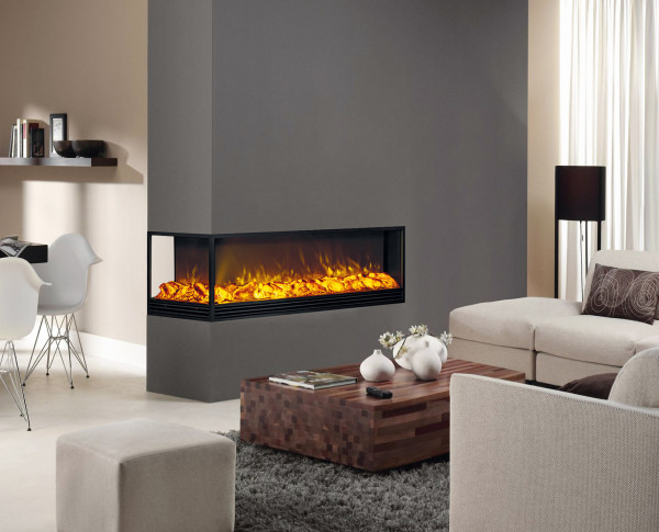 Barbados electric fireplace - photo 2