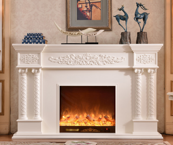Montecristo electric fireplace - photo