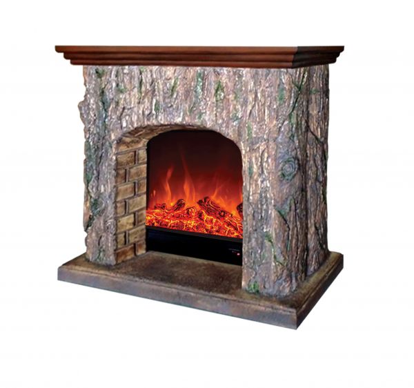 Druid electric fireplace - photo 1