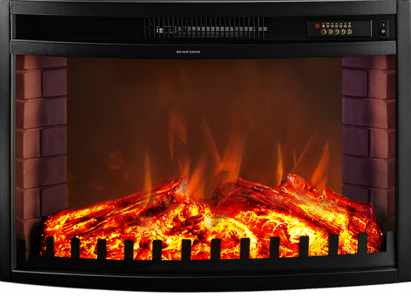 Zakinthos electric fireplace - photo