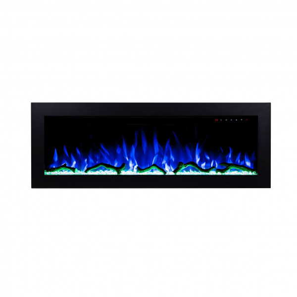 Racy 60 electric fireplace - photo