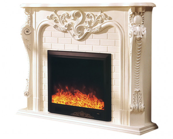Artemida electric fireplace - photo