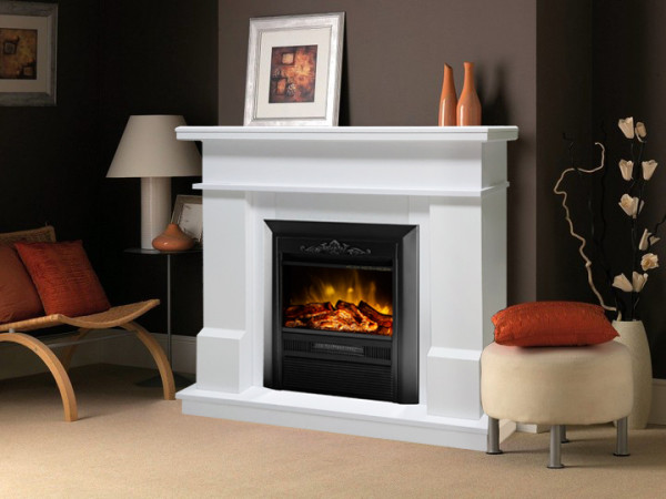 Rodos & Cristina electric fireplace - photo