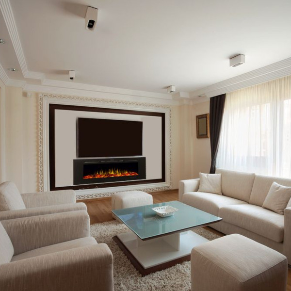 Avalon electric fireplace - photo