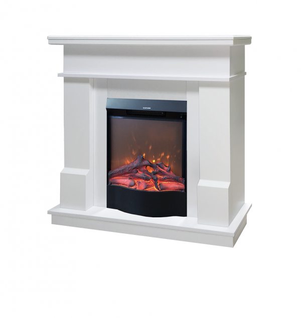 Rodos & Corsica electric fireplace - photo