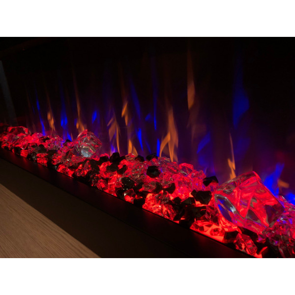 Dalas Maxi electric fireplace - photo