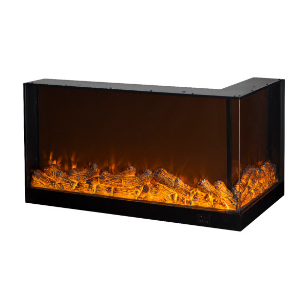 Triumf electric fireplace - photo