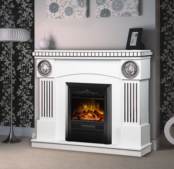 Prometeu & Cristina electric fireplace - photo 3