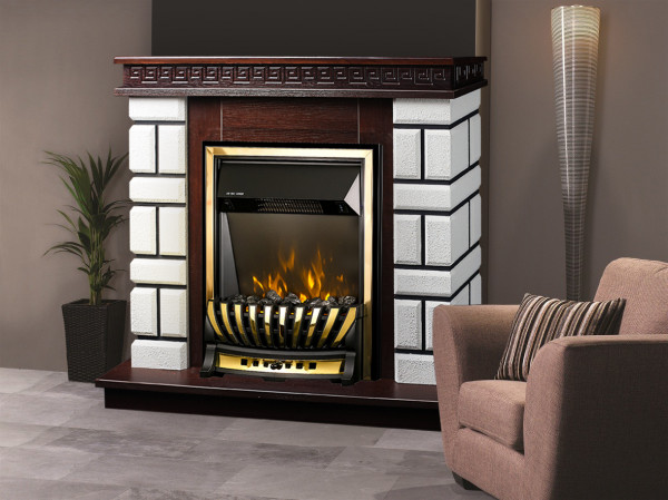 Nazarii mini & Meridian electric fireplace - photo 3
