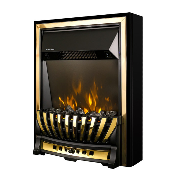 Meridian electric fireplace - photo