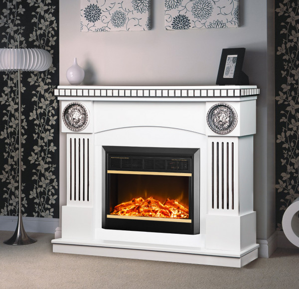 Prometeu & Mars electric fireplace - photo 3