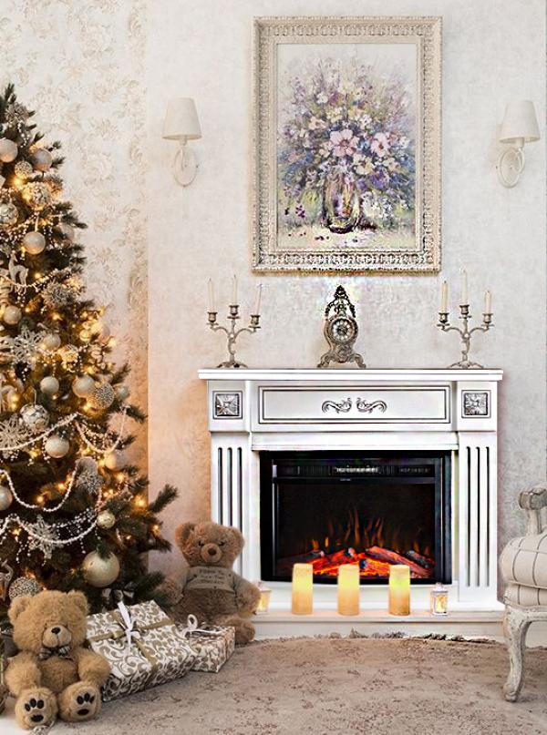 Praga & Lorance electric fireplace - photo 8
