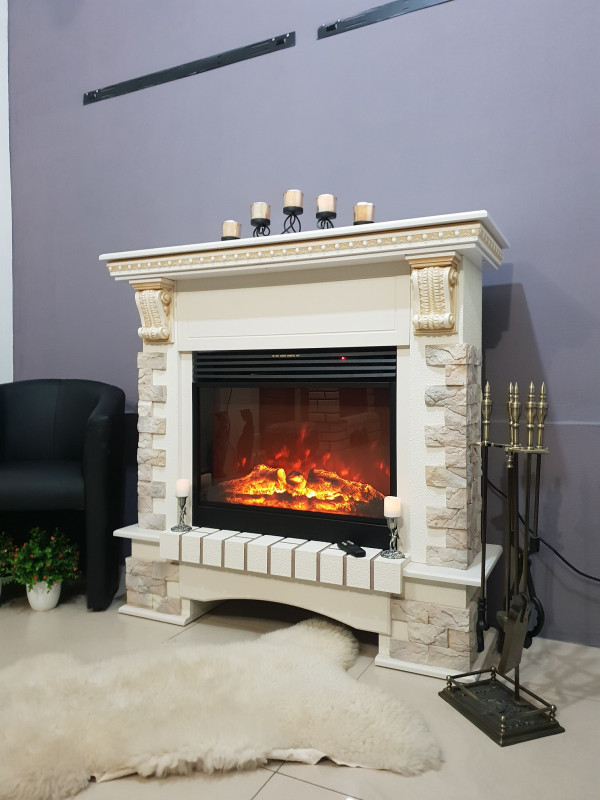 Topaz maxi & Mirabella electric fireplace - photo 4