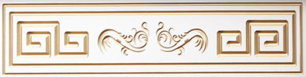 Semineu electric Versailles gold & Miriam - fotografie 6