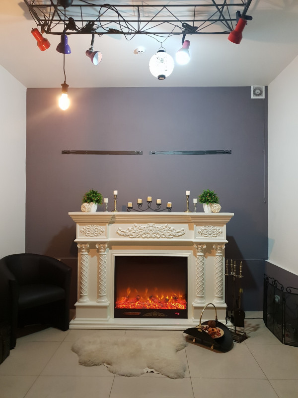 Montecristo electric fireplace - photo 2