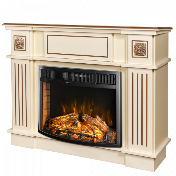 Miracle & Ararat electric fireplace - photo