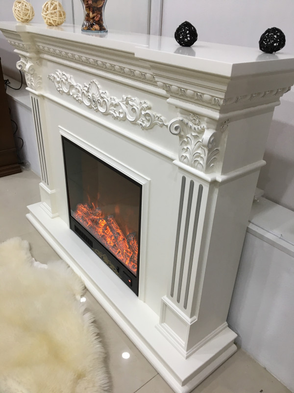 Marseilles electric fireplace - photo 4