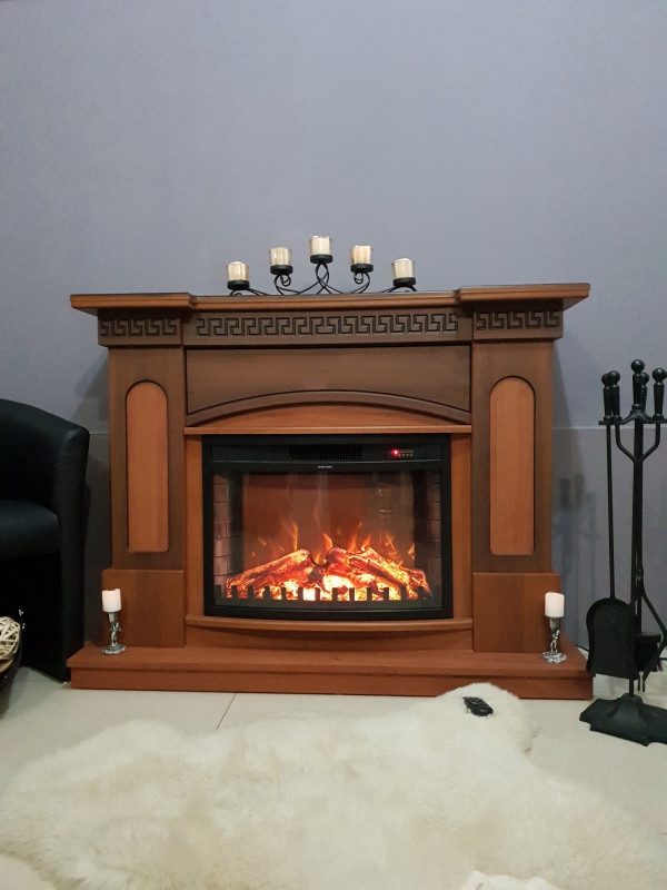 Franco & Zakinthos electric fireplace - photo 3