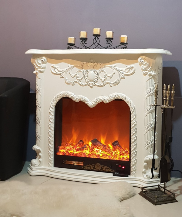 Florence electric fireplace - photo 2