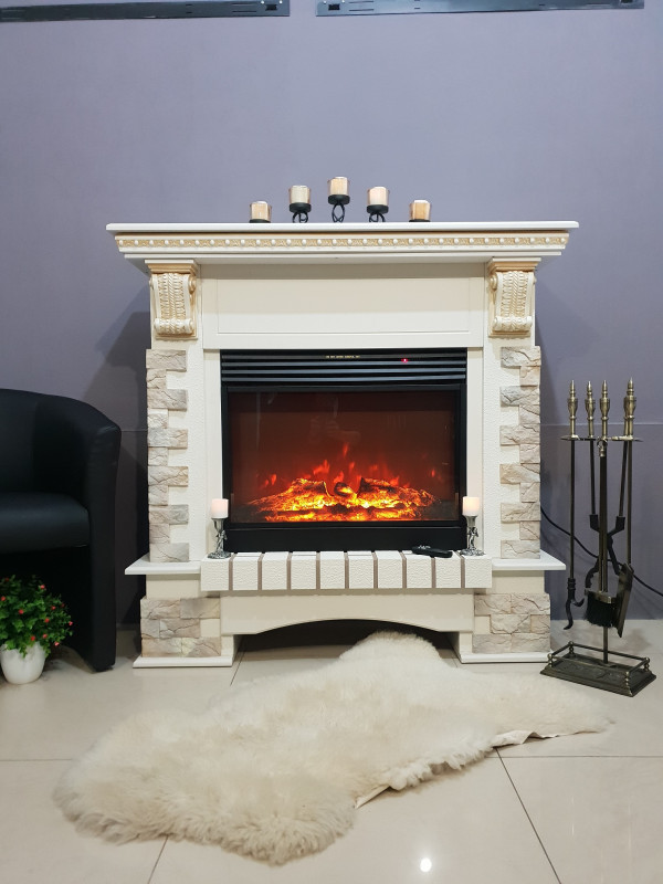 Topaz maxi & Mirabella electric fireplace - photo 3
