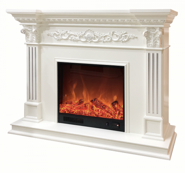 Marseilles mini electric fireplace - photo