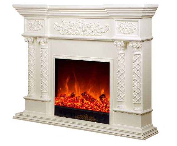 Montecarlo mini electric fireplace - photo