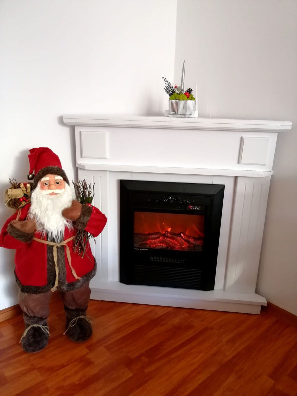 Marina de colt & Cristina electric fireplace - photo