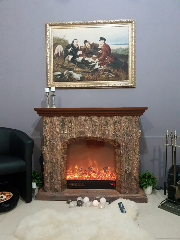 Druid electric fireplace - photo 3