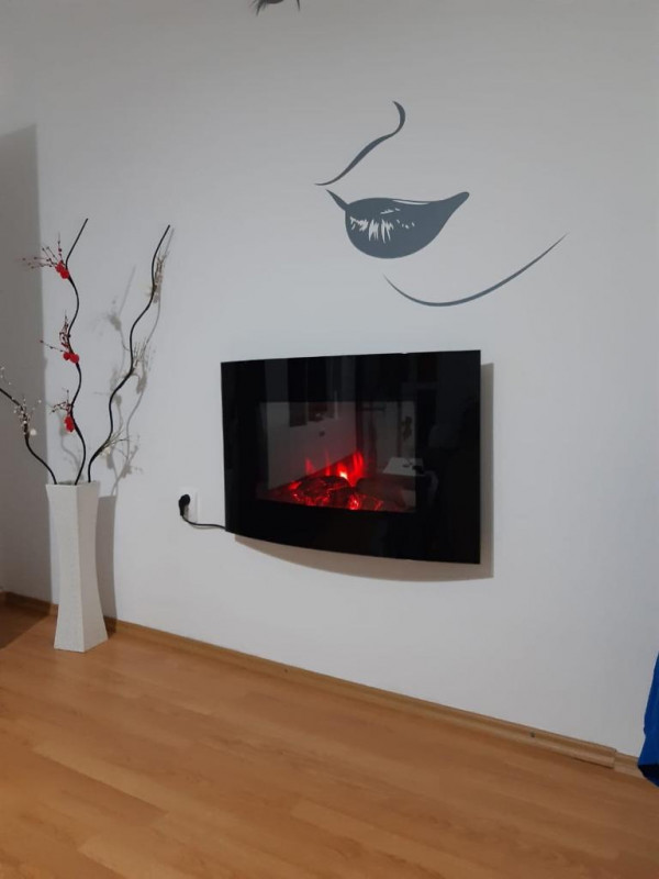 Carlos electric fireplace - photo 14