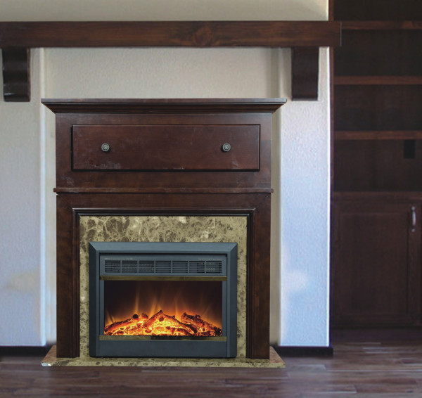 Mars electric fireplace - photo