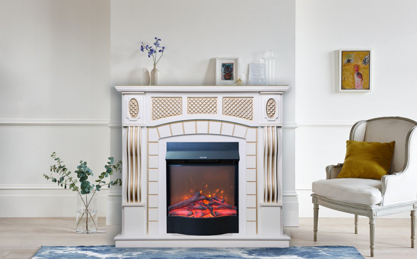 Amsterdam & Corsica electric fireplace - photo 3