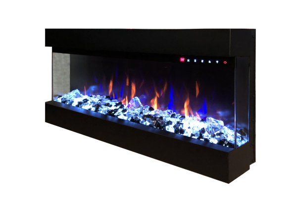 Dalas electric fireplace - photo
