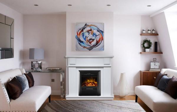 Marina & Cristina electric fireplace - photo 3